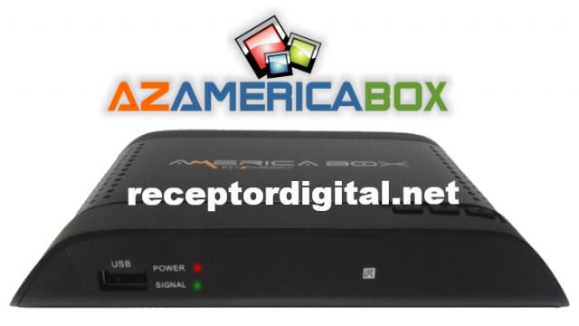 Atualização AmericaBox S105+ Plus