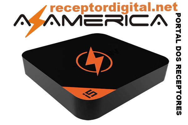 Baixar nova Atualização Azamerica I5