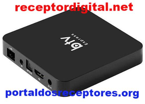 Lançamento BTV Express E9 - Já nas Lojas