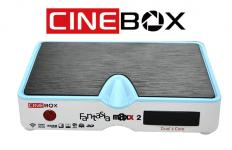 Nova Atualização Cinebox Fantasia Maxx 2