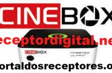 Baixar Atualização Cinebox Maestro Ultra+