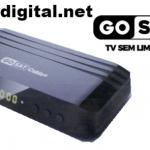Baixar Nova Atualização Gosat Cable+