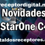 Transpondedor no satélite Star One C4