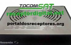 Atualização Tocomsat Phoenix S Liberada