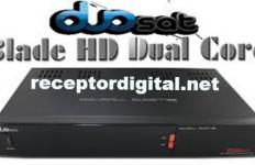 Liberada sua Atualização Duosat Blade HD Dual Core