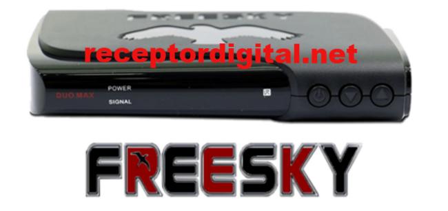 Baixar nova Atualização Freesky Max HD Mini