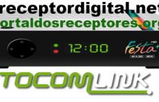 Lançamento Tocomlink Festa HD+