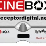 Baixar sua Atualização Cinebox Fantasia X2