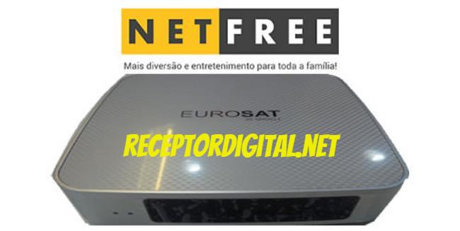 Baixar sua Atualização Eurosat HD