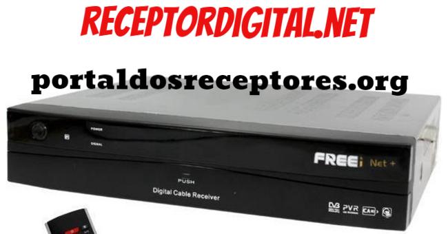 Liberada Nova Atualização Freei Net+