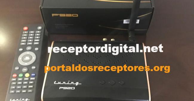 Atualização Tuning P920 HD