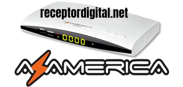 Atualização Azamerica S1009