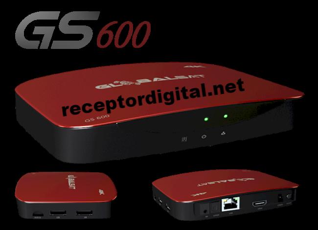 Baixar Nova Atualização Globalsat GS600