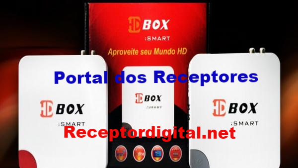 Uma nova Atualização HD Box Ismart