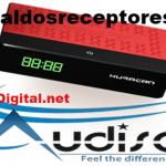 Nova Atualização Audisat K20 Huracan