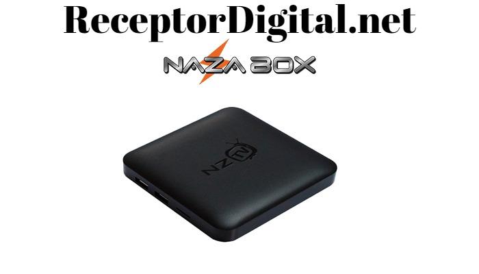 Atualização Nazabox NZ TV Box