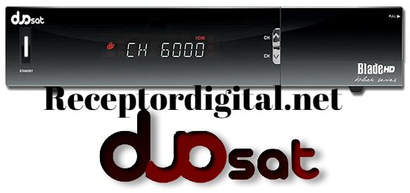 Baixar Atualização Duosat Blade HD Black Séries