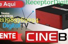 Atualização Cinebox Extremo Z Corrigir Falha na Conexão