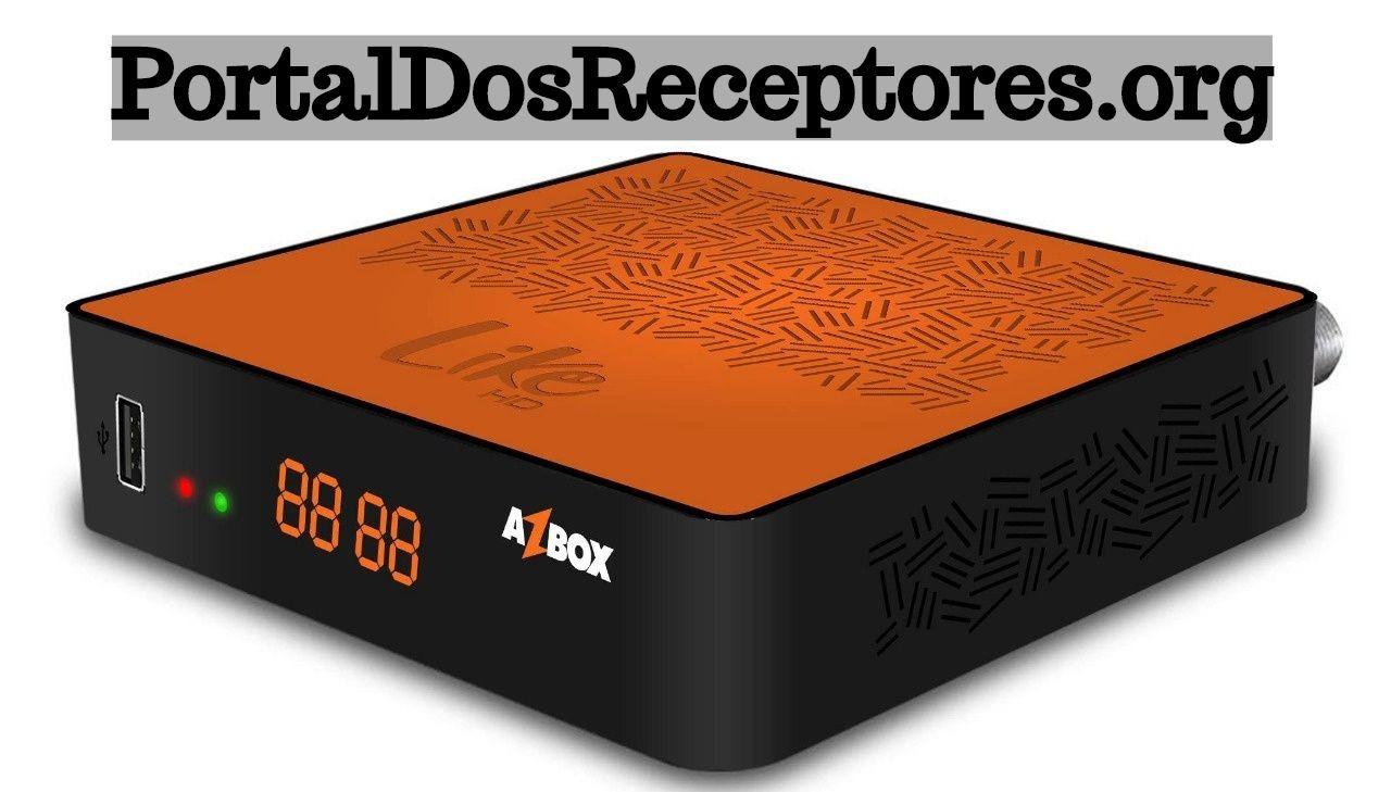 Atualização Azbox Like HD