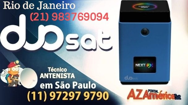 Atualização Duosat Next Fx