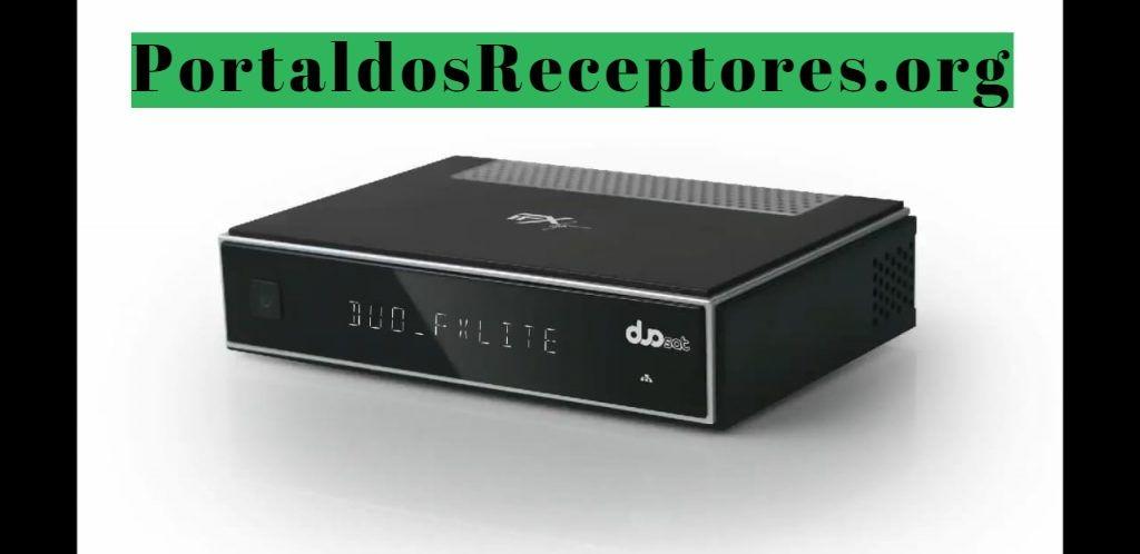 Atualização Duosat FX Lite