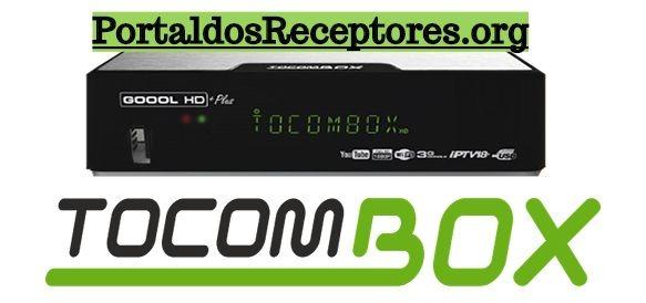 Atualização Tocombox Goool HD+ Plus