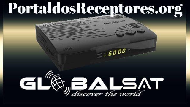 Atualização Globalsat GS130