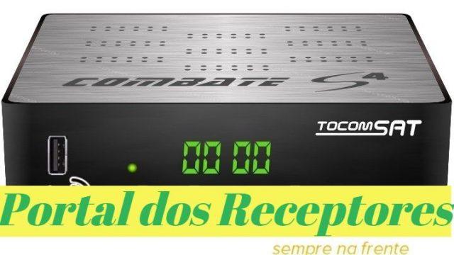 Atualização Tocomsat Combate S4 Limited Edition