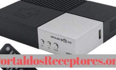 Atualização HTV H400