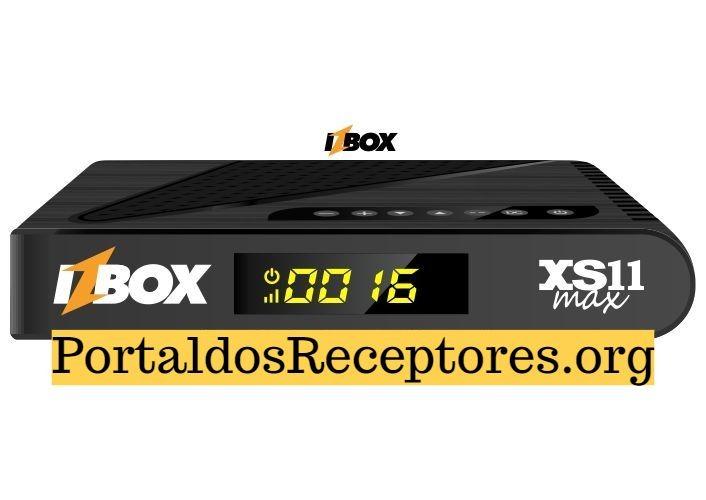 Nova Atualização Izbox XS11 Max