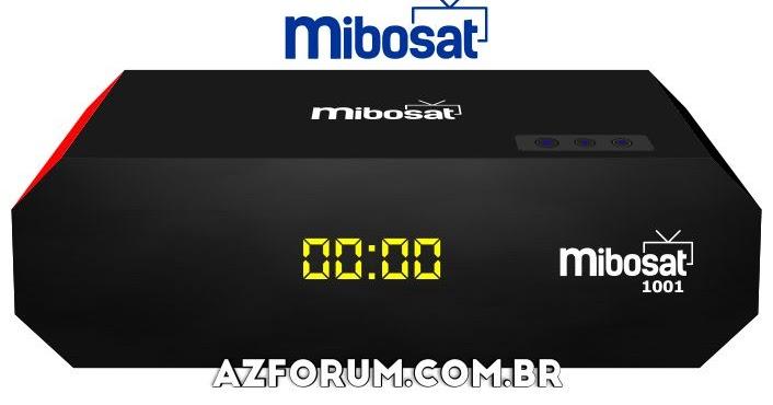 Atualização Mibosat 1001
