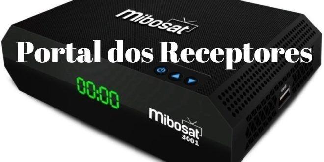 Atualização Mibosat 3001