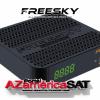 Atualização Freesky Rak Black Eagle Edition