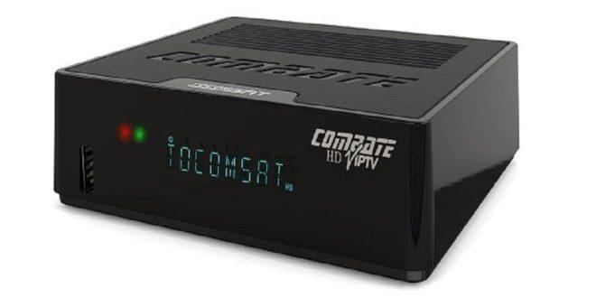 Atualização Tocomsat Combate HD VipTv
