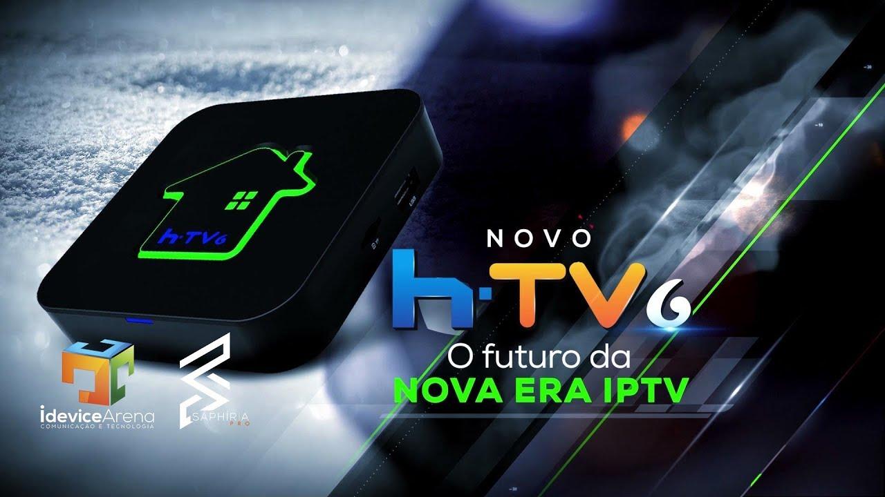 Atualização HTV 6 Android