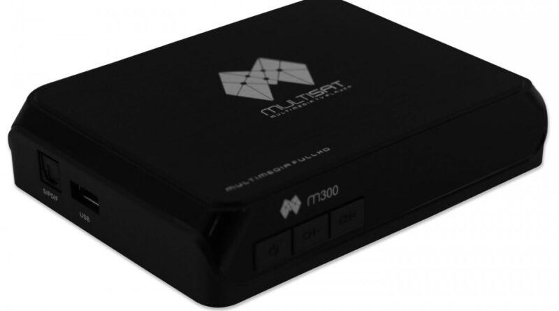 Atualização Multisat M300