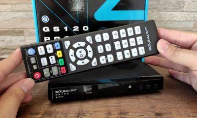 Atualização Globalsat GS120 Pro
